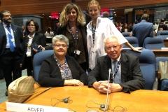 Full ACVFFI Delegation