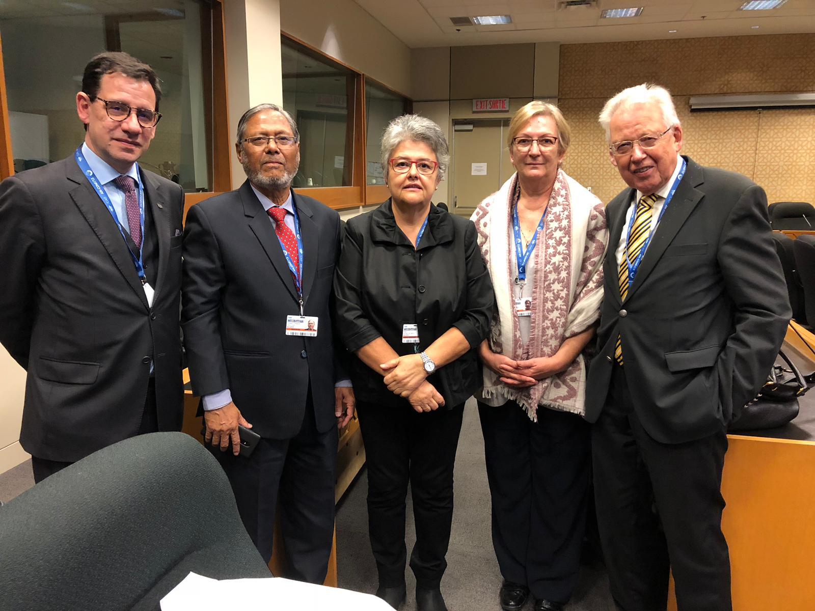 ACVFFI Delegation of ANConf13