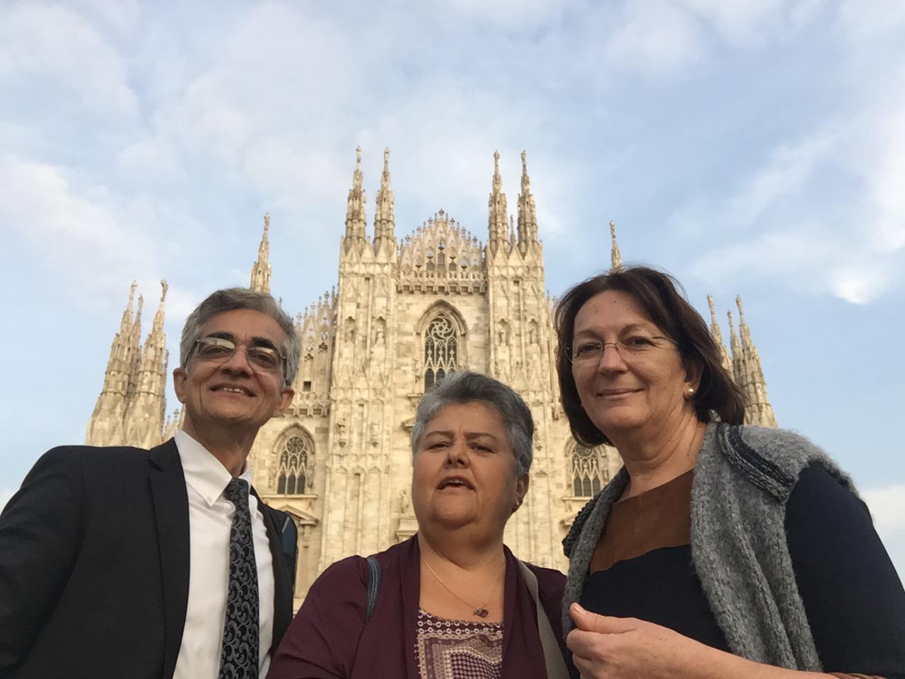 ACVFFI's member in Duomo