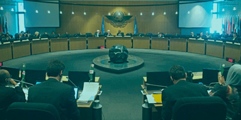 ACVFFI is recognized by ICAO