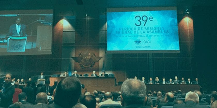 WPs of ACVFFI approved in ICAO 39th General Assembly