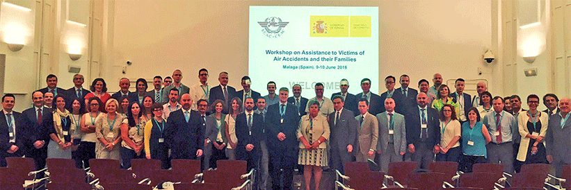 "ECAC Workshop: ""Assistance to Victims of Air Accidents and their Families"""